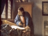 Johannes Vermeer, The Geographer.
