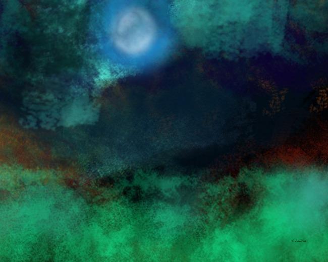 Richard Mayhew: Spiritual Landscapes DVD - YouTube
